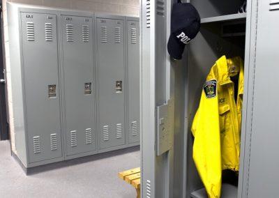 full-door-personal-storage-lockers-with-shelves-at-peterborough-police-department