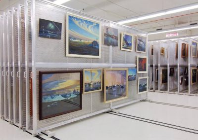 sliding-art-racks-compact-storage-at-canadian-war-museum