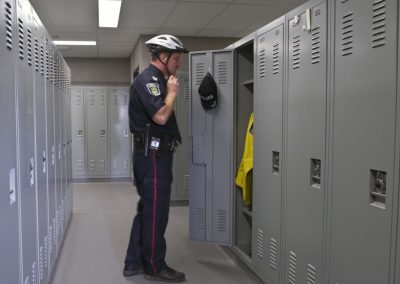 ventilated-doors-and-hasp-locks-are-just-a-few-of-the-features-of-the-personal-storage-lockers-at-peterborough-police-department