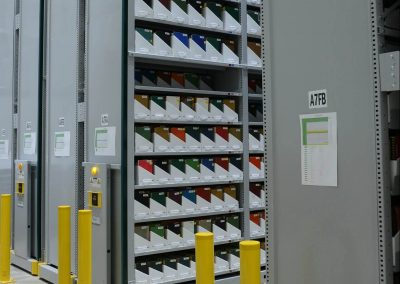 archival-library-shelving-on-xtend-high-bay-compact-mobile-shelving