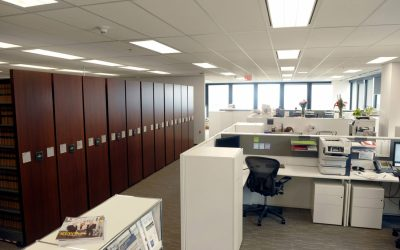 Improve Your Productivity in 3 Ways with High Density Storage