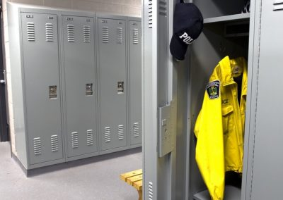 full-door-personal-storage-lockers-with-shelves-at-peterborough-police-department