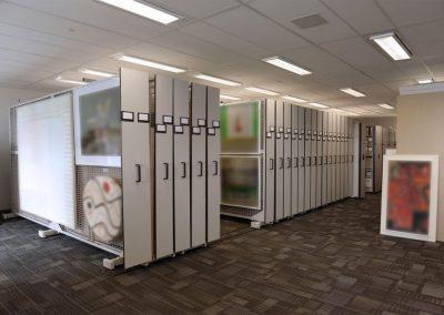 ontario-banks-art-collection-on-mobile-art-racks