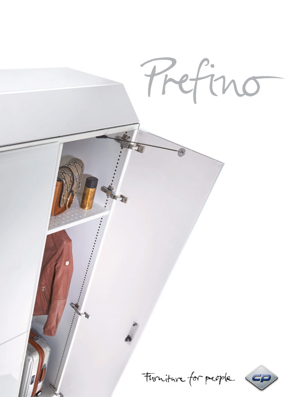 Prefino Locker Brochure