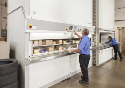 Hanel Vertical Storage Systems