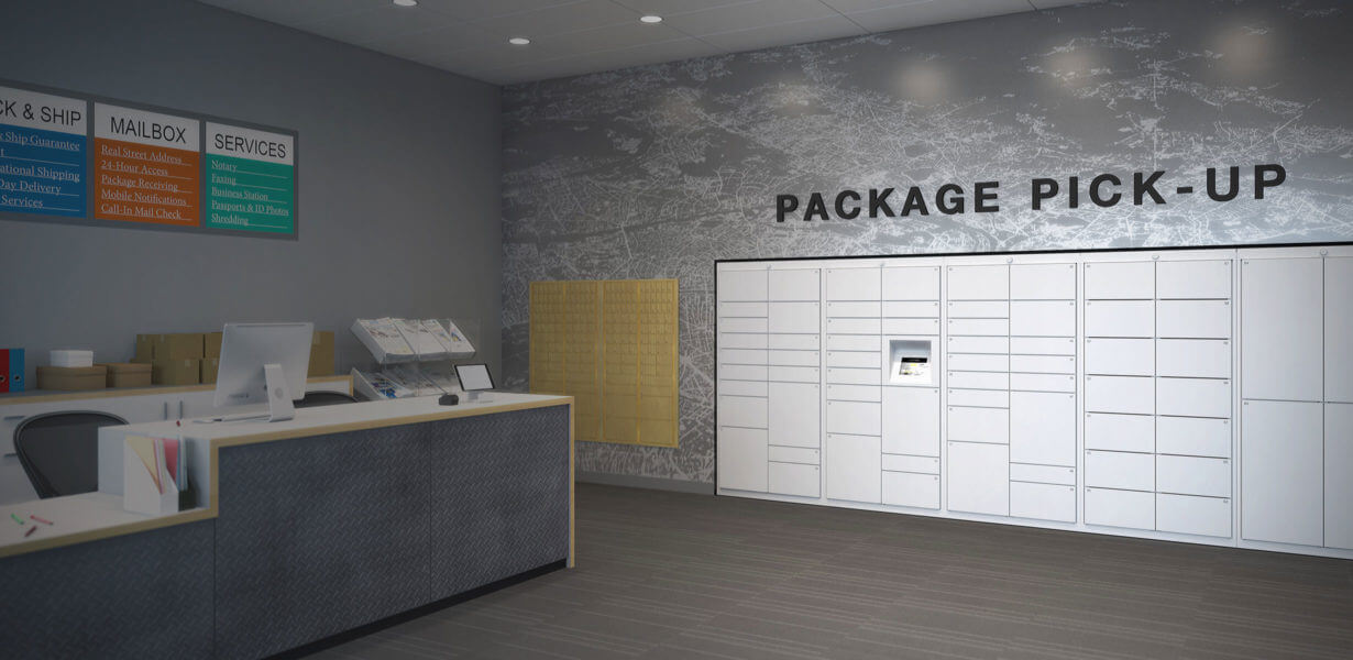 Package Delivery Parcel Mail Lockers