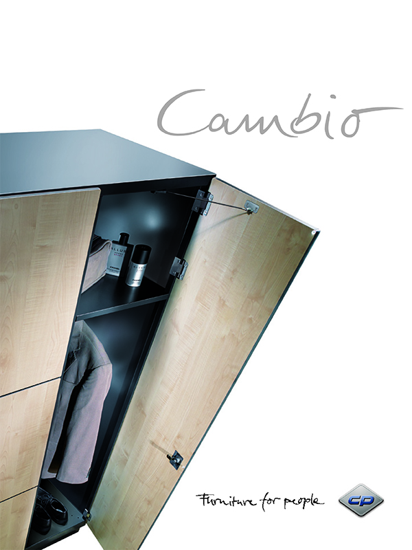 Cambio Locker Brochure