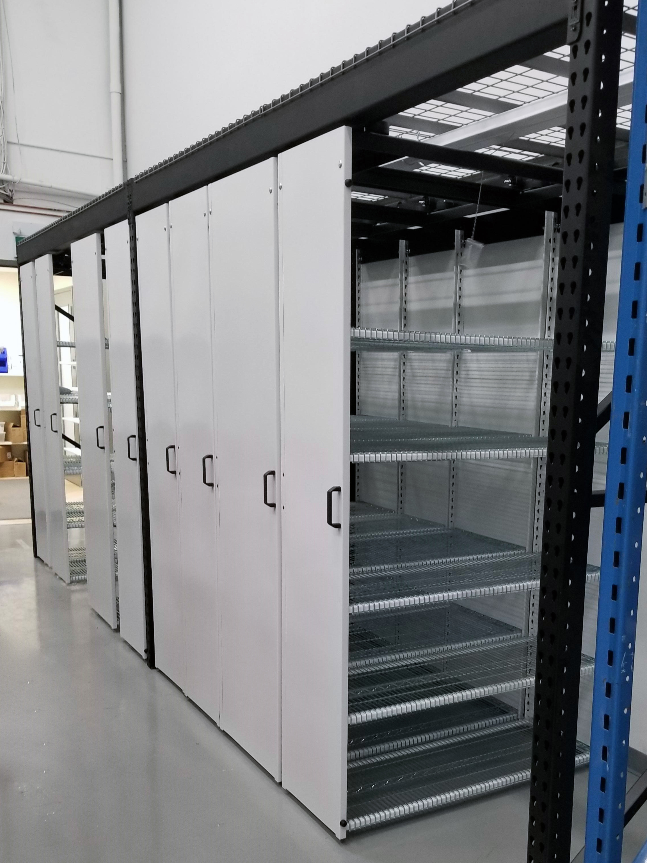 Sentrex LevPro Warehouse Storage