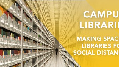 3 Strategies to Make Space In Libraries for Social Distancing